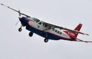 Компания «КазГеоТех» презентовала самолет