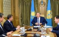 Н. Назарбаев отметил важность приобретения компанией «Гленкор Интернешнл» Жайремского ГОК