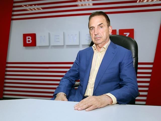 Владимир Дворецкий, председатель Ассоциации «Республиканский союз промышленников вторичной металлургии».