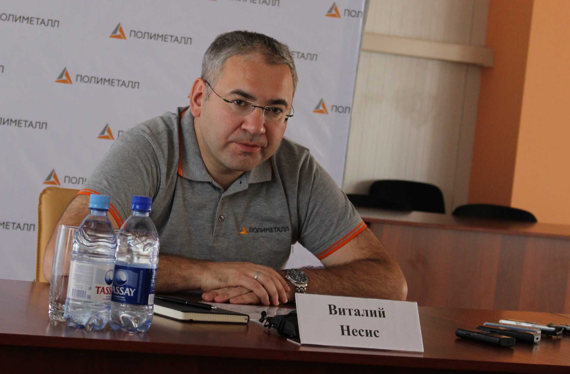 Виталий НЕСИС, генеральный директор Polymetal International
