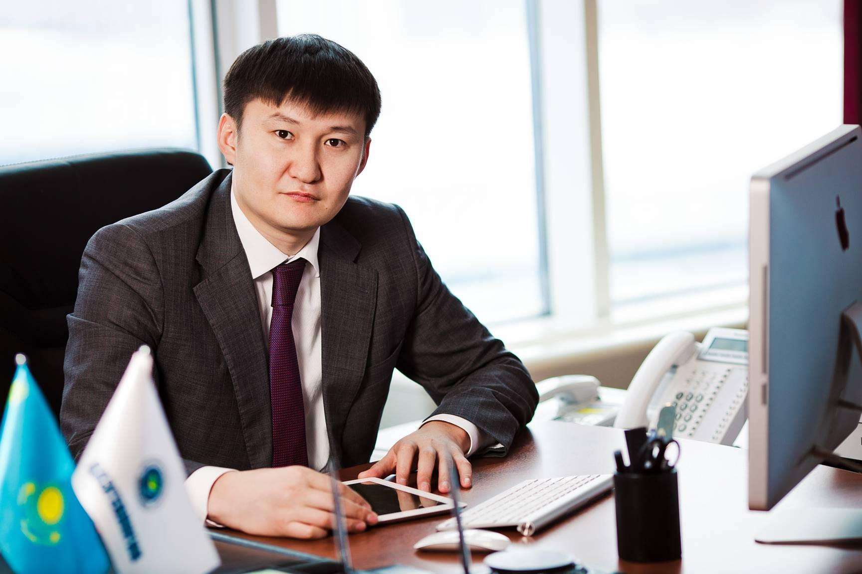 Галым НУРЖАНОВ, Председатель Правления АО «НГК «Казгеология»