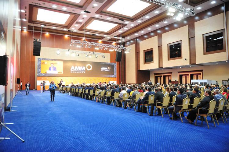 Конгресс АММ 2016 начал работу с важных для ГМК новостей и событий