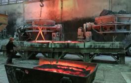 Выпуск нерафинированной стали увеличился на 9%, ферросплавов — на 7%, стальных профилей и уголков — сразу более чем втрое