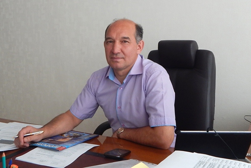 Марат МИРГАЯЗОВ, Председатель профсоюза «Коргау»: «Выбирают не меня – выбирают команду»
