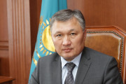 Н.Абдибеков, Аким Карагандинской области