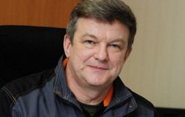 В. БАСИН, директор по ремонтам дирекции управления АО «АрселорМиттал Темиртау»: «Наша задача – оставаться конкурентоспособными»
