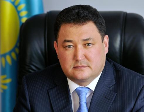 Б. Бакауов, аким Павлодарской области