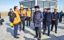 Бакытжан Сагинтаев ознакомился с работой Актогайского горно-обогатительного комбината