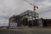 В Степногорске достраивают золотоизвлекательную фабрику