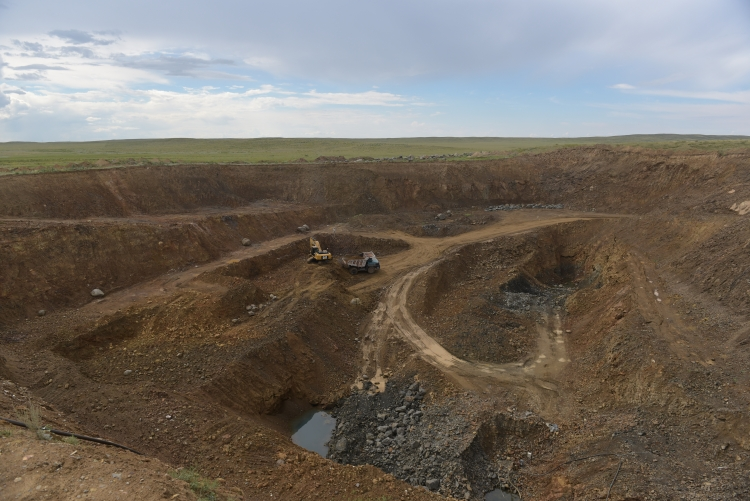 Запасы месторождения Максут в ВКО переведены в международный стандарт JORC