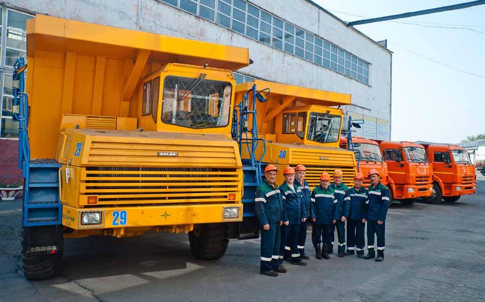Более 150 млн тенге инвестирует АО «АрселорМиттал Темиртау» в приобретение большегрузной автотехники