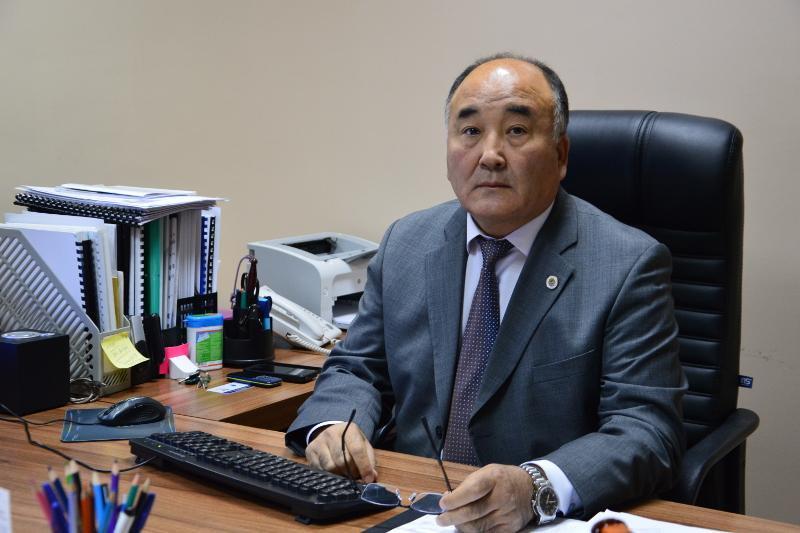 Заместитель председателя АО «Национальная геологоразведочная компания «Казгеология» К. КАУЛДАШЕВ