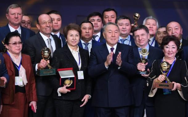 Евразийская Группа завоевала Гран-при конкурса по социальной ответственности бизнеса «Парыз»