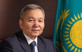 А.Надырбаев, Председатель Комитета геологии и недропользования МИР РК