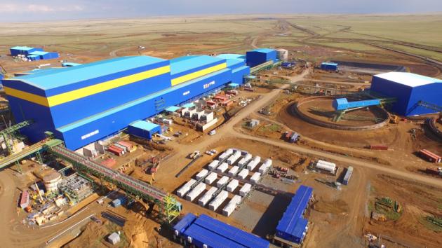 KAZ Minerals намерена получить медь с проекта Актогай II в 2022 году