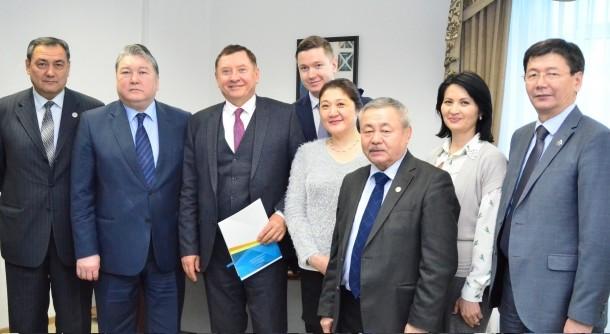 АГМП и НАГН развивают деловое партнерство