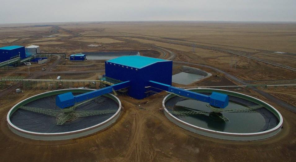 KAZ Minerals Aktogay планирует строительство обогатительной фабрики в рамках расширения Актогайского ГОКа