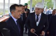 Премьер-Министр РК Бакытжан Сагинтаев посетил ССГПО