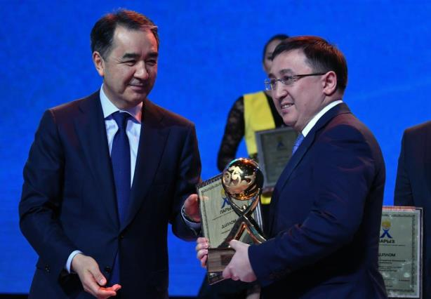 Коллективный договор «Казхрома» признан лучшим по итогам республиканского конкурса «Парыз»