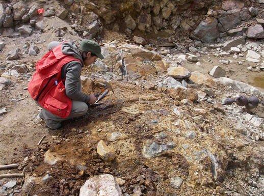Применение современных электромагнитных технологий при поисках и разведке месторождений полезных ископаемых в Казахстане