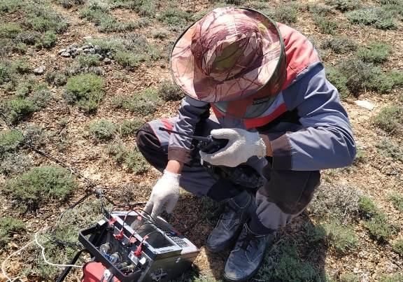Казгеология продолжает поиск свинца, меди и марганца в Карагандинской области