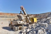 95-миллионную тонну известняка добыли горняки АО «Алюминий Казахстана»