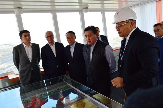 Премьер-Министр РК Аскар Мамин посетил ССГПО в рамках рабочей поездки в Костанайскую область
