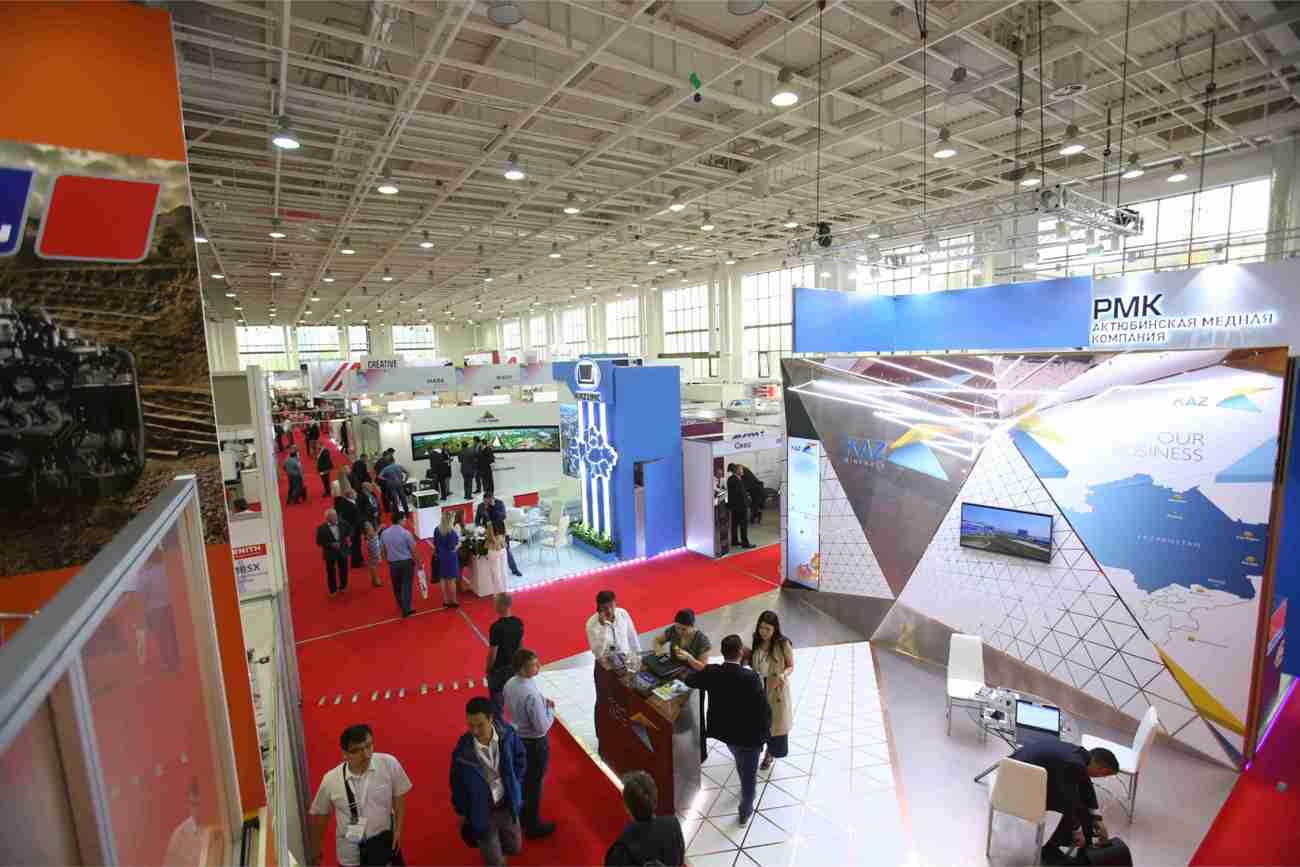 Глобальные тренды и прикладные технологии на Mining & Metals Central Asia 2019