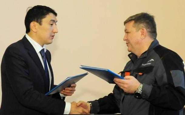 Экологический меморандум подписали АО «АрселорМиттал Темиртау» и Министерство экологии, геологии и природных ресурсов РК