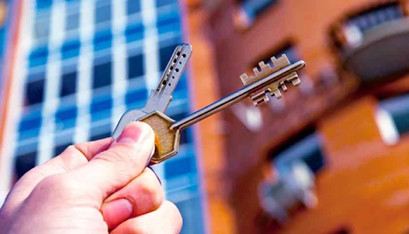 57 сотрудников АО «Шубарколь комир»  получили ключи от новых квартир