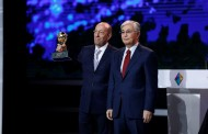 ERG снова завоевала Гран-при конкурса по социальной ответственности бизнеса «Парыз»
