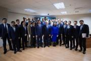 Бейбут Атамкулов встретился с членами Президентского молодежного кадрового резерва