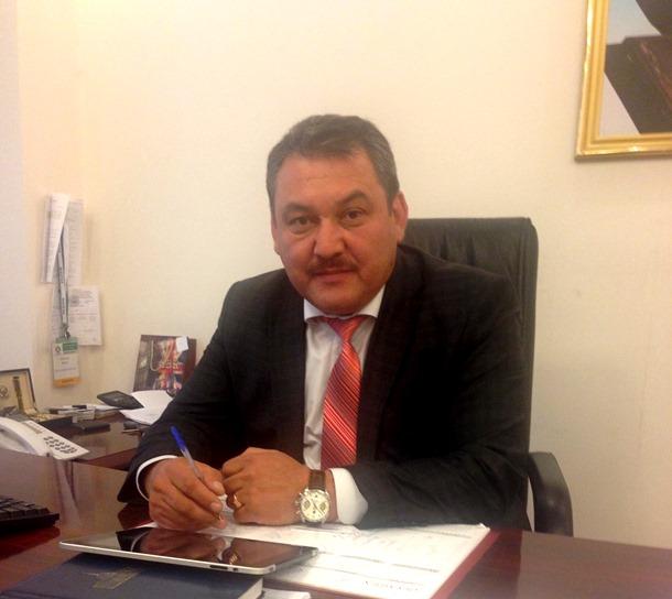Жомарт Алиев, заместитель исполнительного директора АГМП