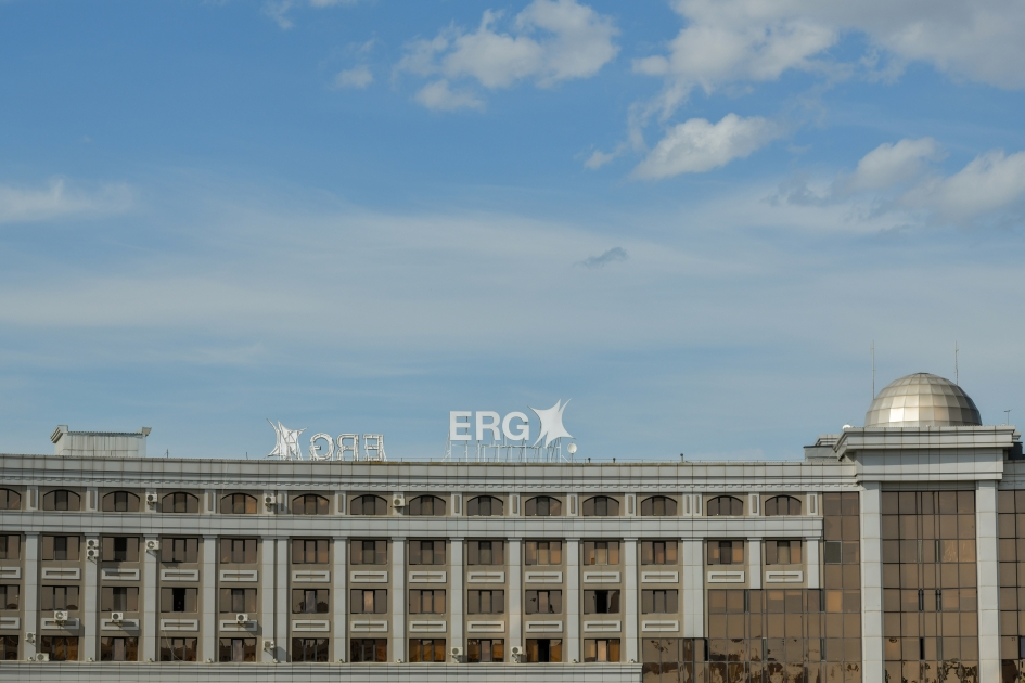 Топ-менеджеры ERG выступили с инициативой о временном снижении своей заработной платы на 30%