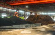 С начала запуска ферросплавного завода произведено более 45 тысяч тонн готовой продукции