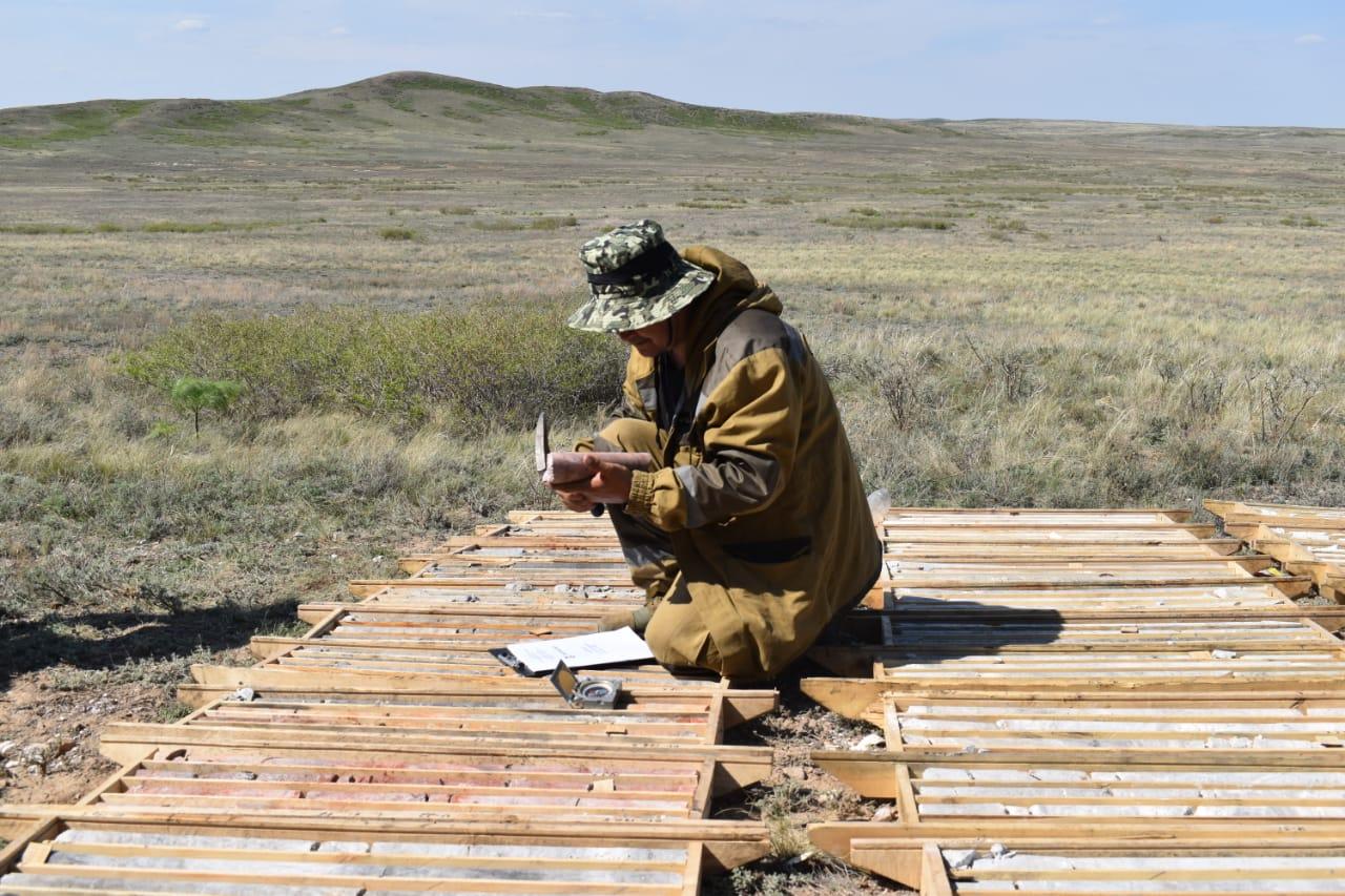 Казгеология завершает буровые работы на перспективном участке Ушшокинский