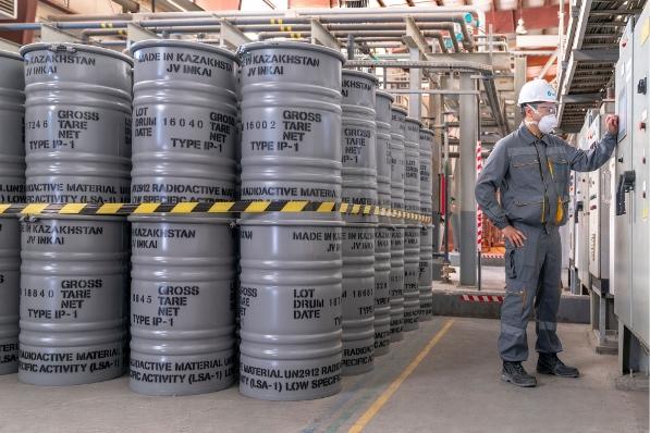 Казатомпром объявляет о производственных планах на 2022 год
