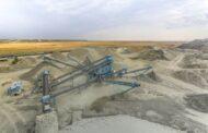 Переработка руды на двух обогатительных фабриках АМК составляет 5 млн тонн руды в год
