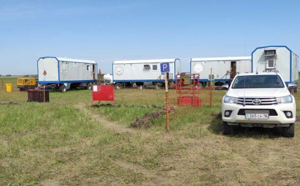 АО «Казгеология» приступила к выполнению буровых работ на коммерческом объекте «Туран»