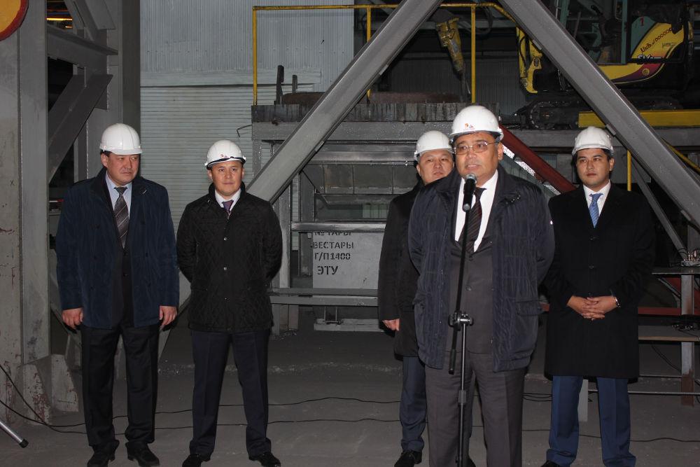 «Тау-кен Темир» – новая реальность казахстанского кремния