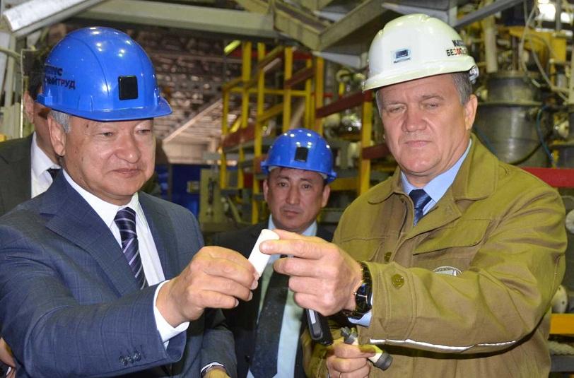 Даниал АХМЕТОВ: «Проблемы горно-металлургических предприятий решаем в рамках антикризисных мер»