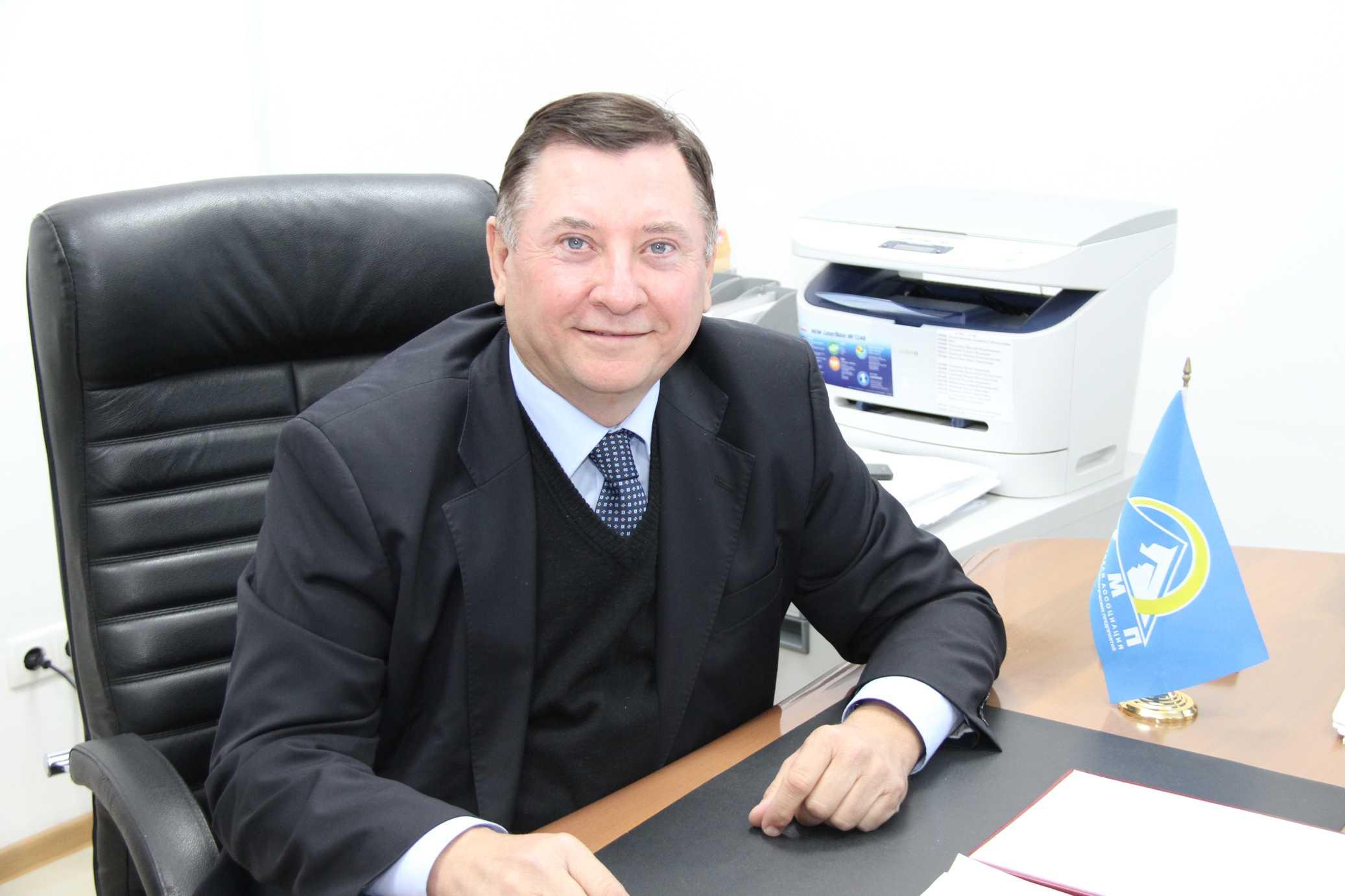 Н.Радостовец, исполнительный директор АГМП
