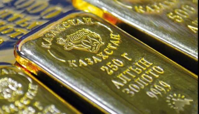 Казахстан занял 21 место в мире по запасам золота