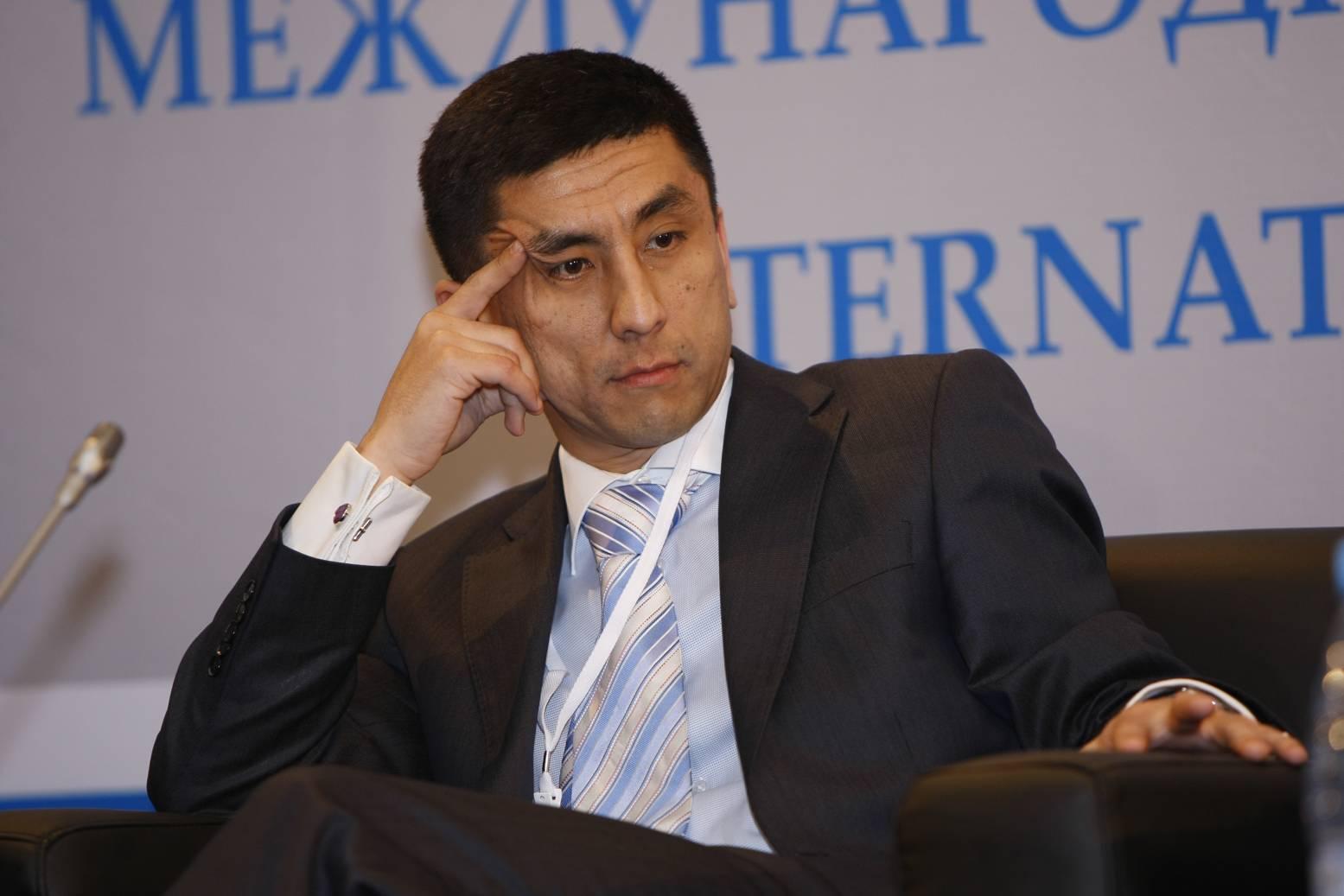 Канат Досмукаметов, генеральный директор «Полиметалл Евразия»