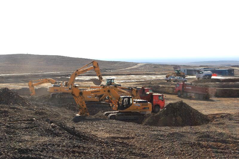 В Актюбинской области строят горно-обогатительный комплекс