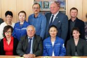 Председатель профкома АО «Усть-Каменогорский титано-магниевый комбинат» Геннадий Писмаркин