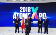 Казатомпром участвует в X Международном  Форуме «АТОМЭКСПО-2018»