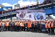 Добыт первый миллион тонн угля с нового поля «Восточный-2»