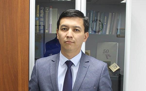 Т.Темирханов (Директор департамента экологии и промбезопасности АГМП)