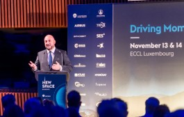 ERG и другие инновационные компании поддержали конференцию NewSpace Europe 2019 в Люксембурге